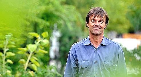 Nicolas Hulot amoureux de l'écologie