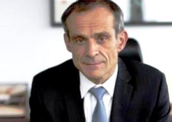 Jean-Pascal Tricoire president du  directoir de Schneider Electric (2012)