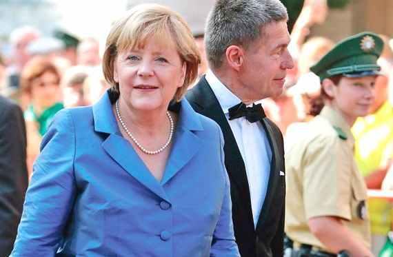 Angela Merkel prépare les élections 2013