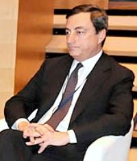Mario Draghi vice président de Goldman Sachs pour l'Europe au congres de Bonn 2009